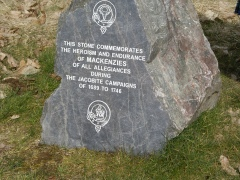 MacKenzie Commemoration