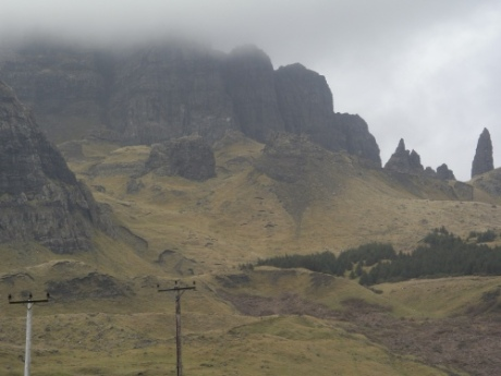 Storr from the south