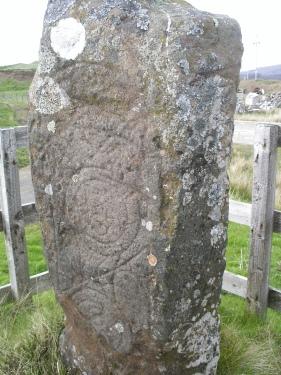 Pictish Stone, Isle of Skye