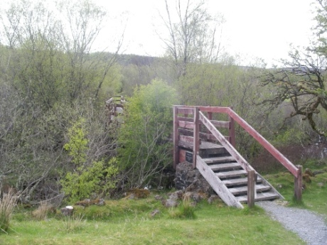 Bridge to St Columba's Isle, Skye