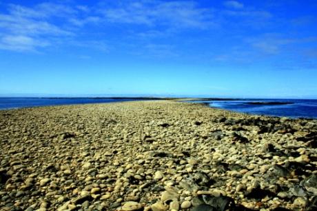 Beach in South Uist