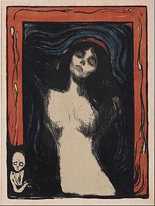 Madonna_Edvard Munch